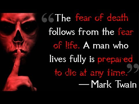 Afraid Of Dying   Overcome The Fear Of Death By Living A Life With Purpose
