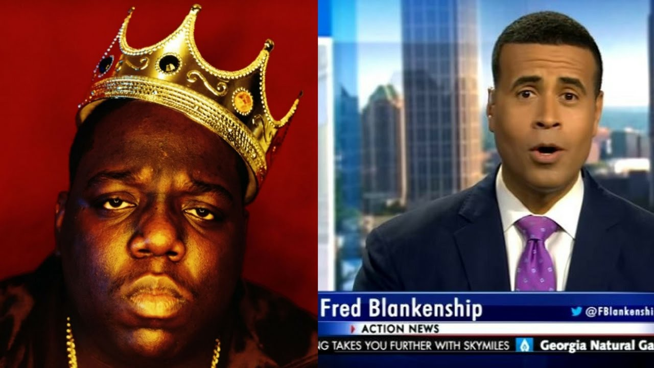 Download News team drops slick tribute to The Notorious B.I.G. | WSB-TV