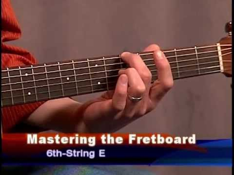Beginner's Guide To The Fretboard : Unlock the 6th-String E