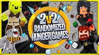 2v2 Randomized Hunger Games! #9 |  Sassy Sisters vs Pal Brothers!