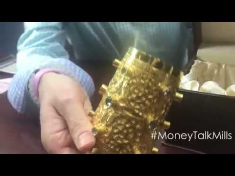 $20,000 Worth of Liquid, Wearable Wealth #MoneyTalkMills