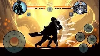 Shadow Fight 2   TITAN FINAL BOSS   KUSARIGAMA vs Titan   NO MYSTIC  NO HACK   No ROOT