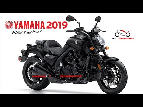 New 2019 Yamaha VMAX Officially Unveiled In Europe | All New Yamaha V-max 2019 Fist Look