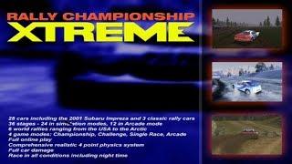 Rally Championship Xtreme intro HD