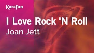 Karaoke I Love Rock