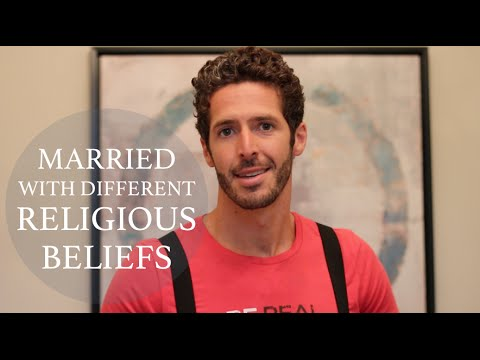 Being Married With Different Religious Beliefs | DanielEisenman