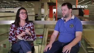 Entrevista en El tiempo. - Colombia