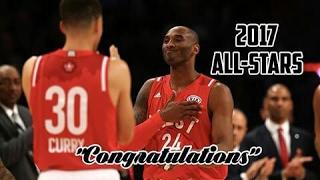 """NBA - 2017 All Stars Mix - """"Congratulations"""""""