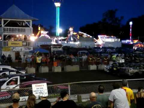 Saratoga county fair 2016