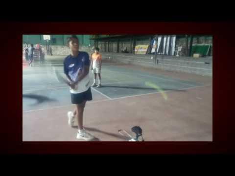 rebound sports official sponsors of MSLTA Junior Tennis league Pune 2016