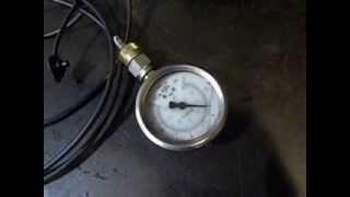 Испытание двигателя Perkins 1100(, 2013-11-21T18:17:54.000Z)