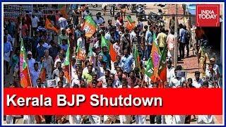 #Sabarimala Row: BJP Calls 12-Hour Hartal In Kerala's Pathanamthitta