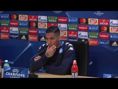 Champions League, Napoli - Shakhtar Donetsk: conferenza stampa di Allan