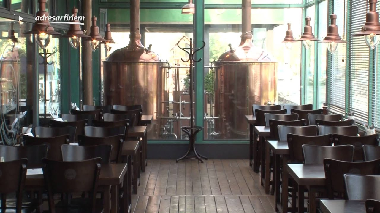 Video Patrónsky pivovar - reštaurácia