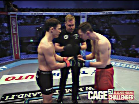 CAGE 51 MMA: Best Talkshow Ever, 5. Episodi