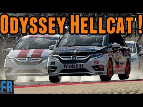 Forza Motorsport 7 - Odyssey Hellcat !