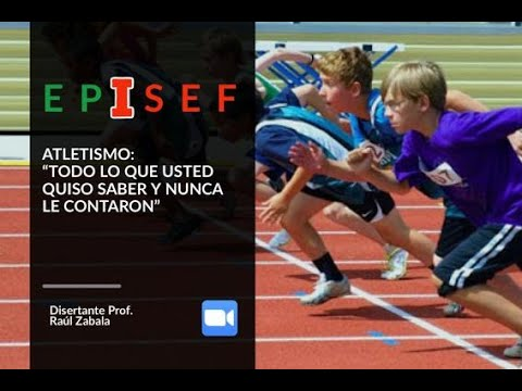 EPISEF -  Atletismo: