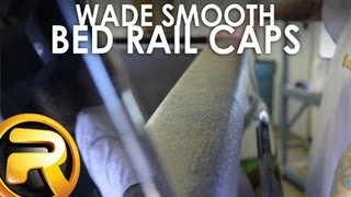 How To Install Wade Smooth Bed Rail Caps