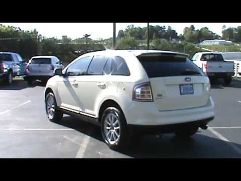 For Sale 2007 Ford Edge Sel Panoramic Vista Roof Stk
