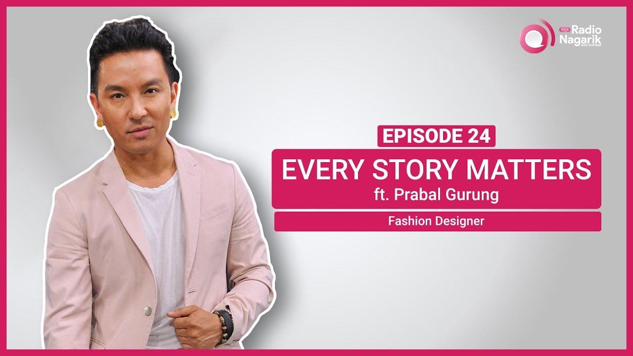 Prabal Gurung International Fashion Designer Celebrates Women Through His Brand Nepali Podcast Youtube