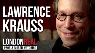 Lawrence Krauss - A Godless Universe - PART 1/2 | London Real
