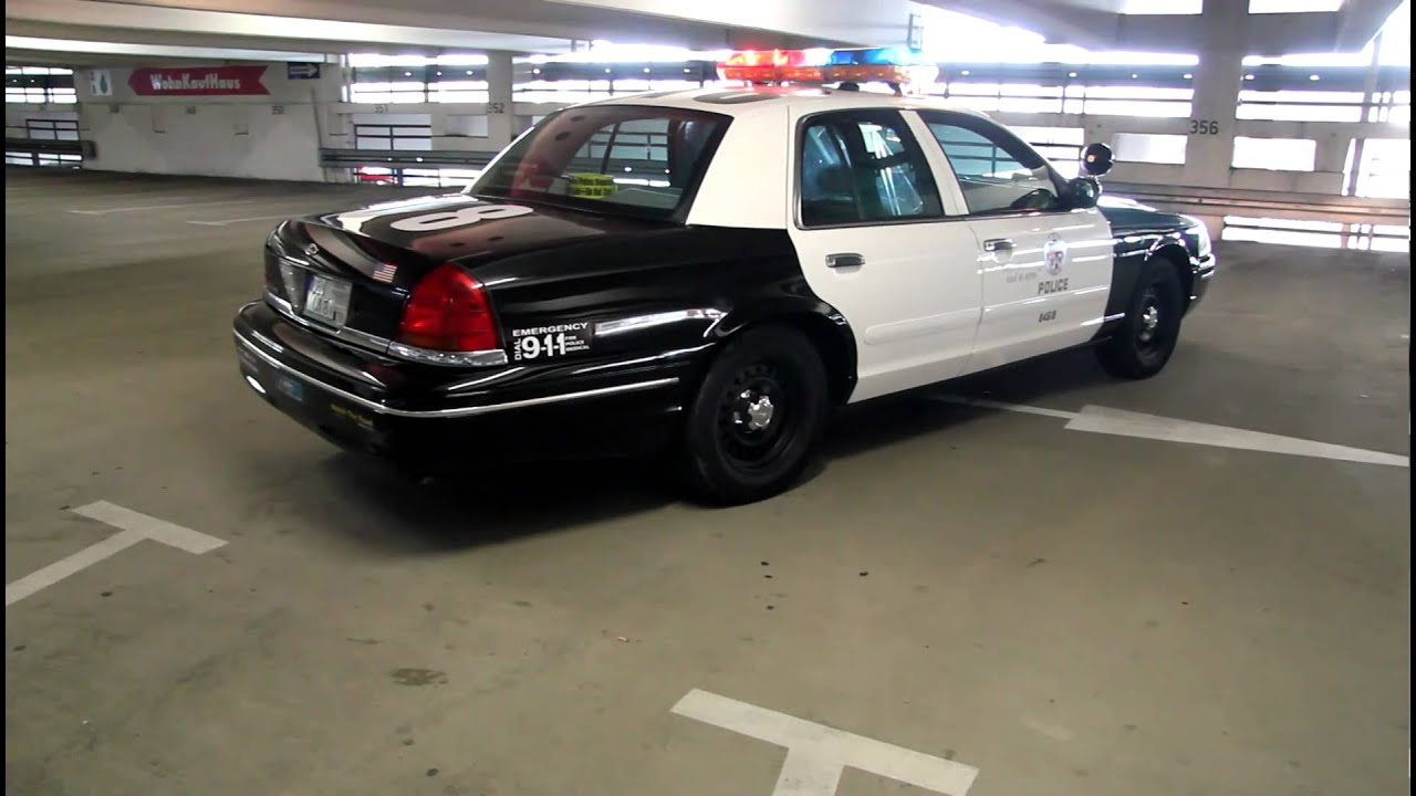 Alex´s 98er LAPD Ford Crown (Los Angeles Police Re ...