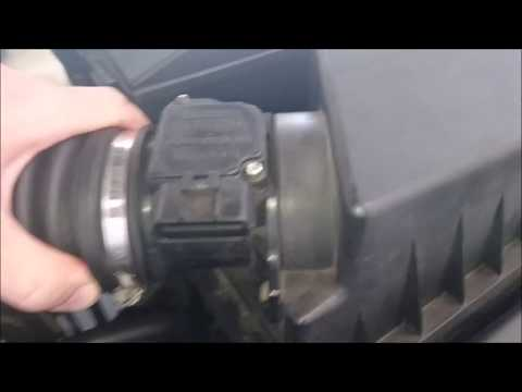 2002 Ford Focus (LR) Idle Control Valve - DIY