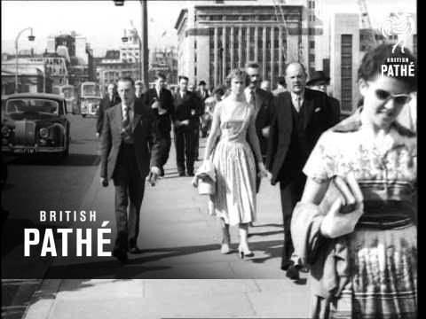 London Bridge & Rush Hour 19601969