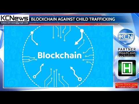 Block-identification for fighting with child trafficking
