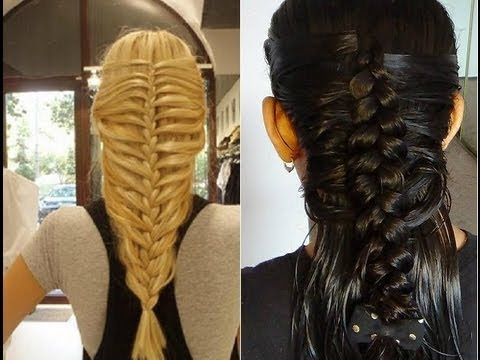trenza de pelo