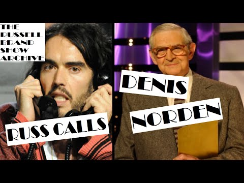 Denis Norden Interview | The Russell Brand Show