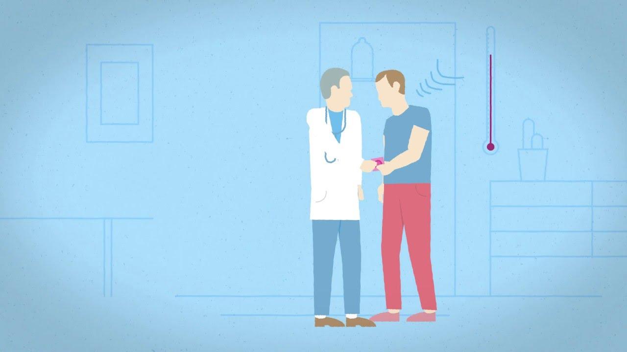Gay HIV collegamento siti