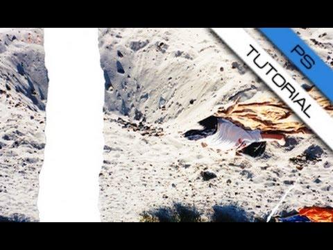 Zerrissene Fotos reparieren / restaurieren ( PS ) Tutorial / DE