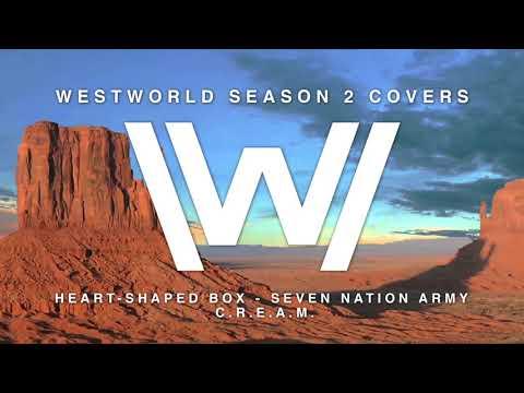 Westworld Season 2 Covers - Heart-Shaped...