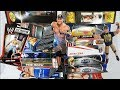 MASSIVE RARE WWE JOHN CENA ELITE FIGURES UNBOXING + MORE!
