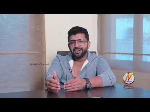 Actor Arun Vijay Interview