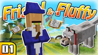 FRIGIEL & FLUFFY : L'aventure recommence ! | Minecraft - S7 Ep.01