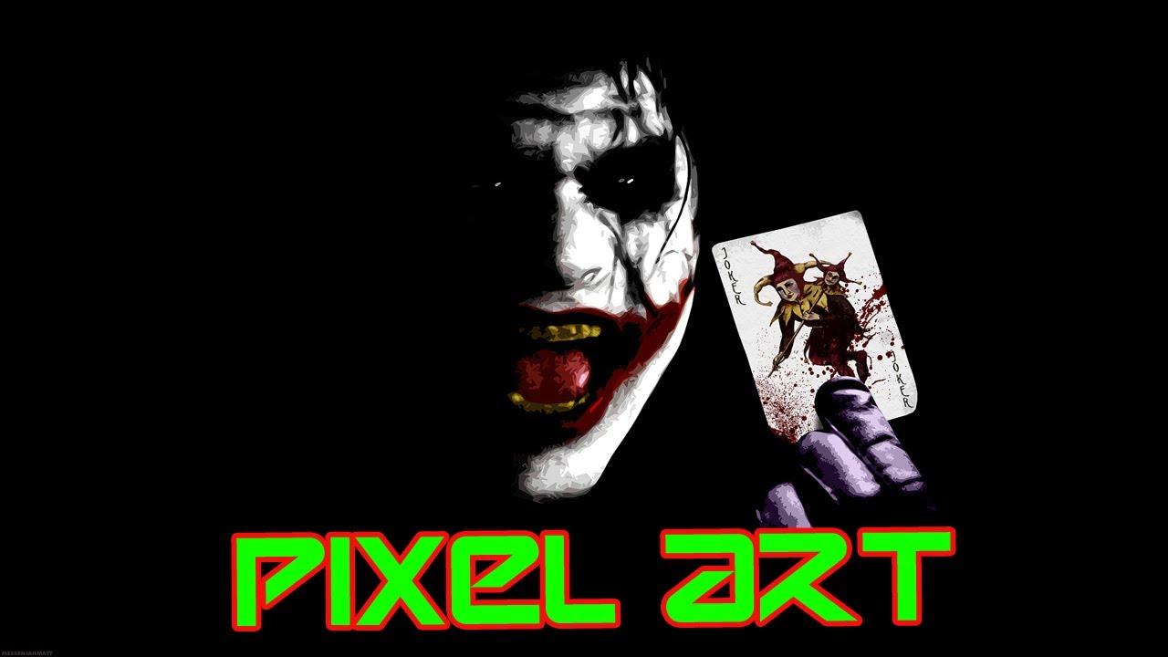 The Pixel art Server Minecraft Project