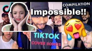 Berywam - TIK TOK Beatbox Cover Compilation !   Reaction