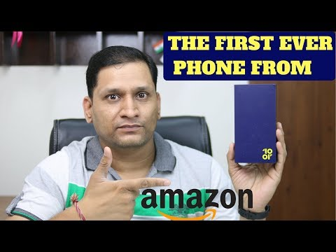 A New Player in Market | The Amazon's 10.OrE Phone Unboxing