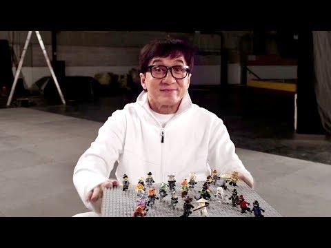 Мастер лего ниндзяго мультфильм 2017