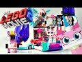 Lego Movie 2 Pop-Up Party Bus 2019 Building Review 70828