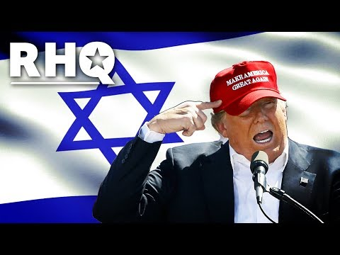 """Trump: I'm The """"King Of Israel"""""""