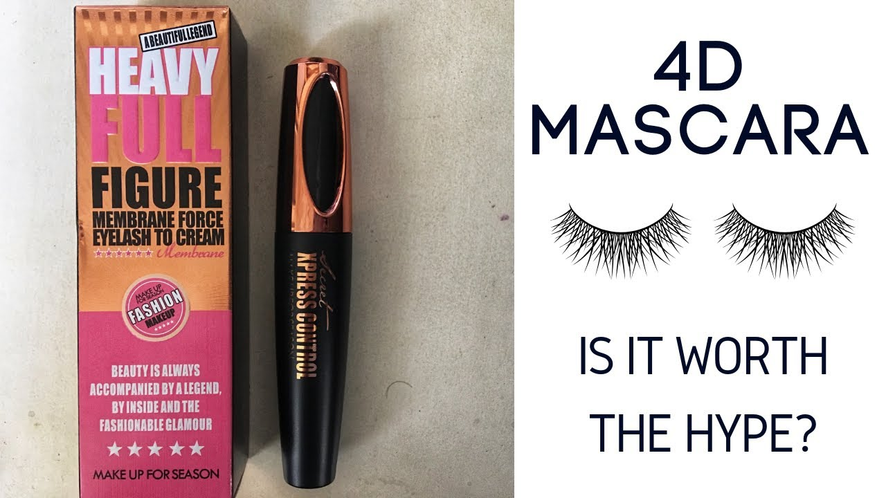5fca23cd072 Secret Xpress Control 4D Mascara - YouTube