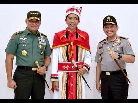 PERHATIKAN !! Siapa Yang Hafal Sholawat Nabi : Jokowi, Tito Karnavian, Gatot Nurmantyo ??