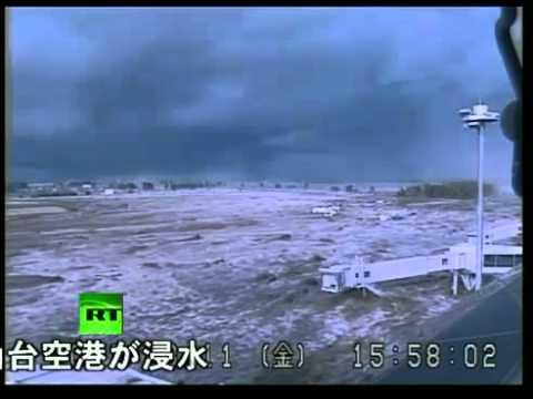 Japan earthquake_ Tunami hitti...