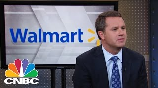 Wal-Mart CEO Doug McMillon: We Knew This Was Coming | Mad Money | CNBC