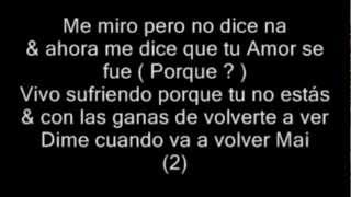 Ñengo Flow No dice Na - LETRA