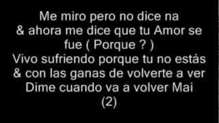 Ñengo Flow No dice Na - LETRA