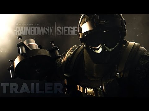 Unofficial Rainbow Six | Siege Trailer Featuring Eminem, P!nk - Won't Back Down